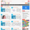 WordPress:Frontopen主题