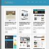 WordPress瀑布流Focus汉化版响应式博客主题分享