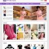 WordPress淘宝主题:紫色风格淘宝客主题
