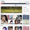 Disucz模板:图片社交带门户模板分享
