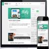 WordPress博客主题:响应式Minty主题2.1版本免费分享