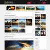 WordPress博客主题:设计杂志类型的图片博客主题免费分享