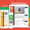 WordPress博客主题:响应式SimpleHome 2.0主题正式发布