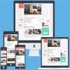 WordPress博客主题:阿里百秀XIU主题响应式设计2.1版本免费分享