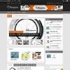 WordPress CMS主题:杂志内容LioMagazine主题汉化版分享