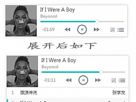 WP-Player v2.5.1 For WordPress音乐播放插件