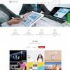 响应式企业外包公司网站织梦模板,网络工作室模板