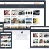 WordPress tob主题0.9版本最新版,展示站,新闻站,电影站,图片站主题